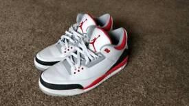 Nike air jordan 3 size 12 brand new basketball