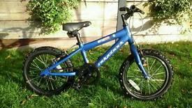 Ridgeback MX16 aluminium bike