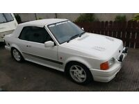mk4 escort xr3i cabriolet turbo rep