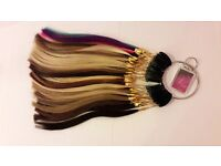 Flip In Hair Extensions Colour Ring Human Hair