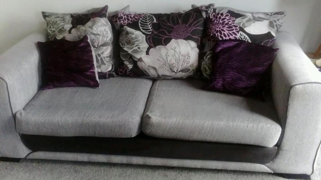 Danni Scs Sofa And Cuddle Chair In Durham County Durham