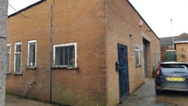 PINXTON INDUSTRIAL UNIT TO RENT
