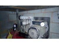 Sealey 150ltr compressor