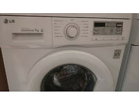 LG Washing machine with approx 8 years of motor warranty