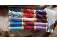 Bags of guterman cottons