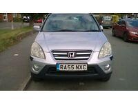 Honda CRV 2005 '05' £3350