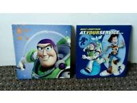 Pair Toy Story Canvas Kids