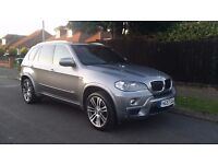 "BMW X5 3.0D ///M Sport, 7 Seats, Auto, 3 Owners, FBMWSH, Pan Roof, Sat Nav, 20"" Alloys, FULLY LOADED"