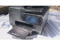 HP Officejet Pro 8610 e-All-in-One Printer - Almost Brand New