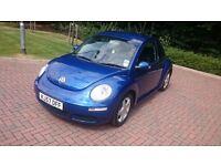 2007 plate Volkswagen Beetle 1.9 TDI 3dr