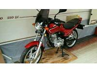 Lifan 125 motorbike