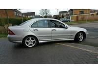MERCEDES C 200K 1.8 AVANT-GARDE SE WITH AMG PACK * MOT TILL JAN 2018 * PX WELCOME *MAY SWAP * OFFERS