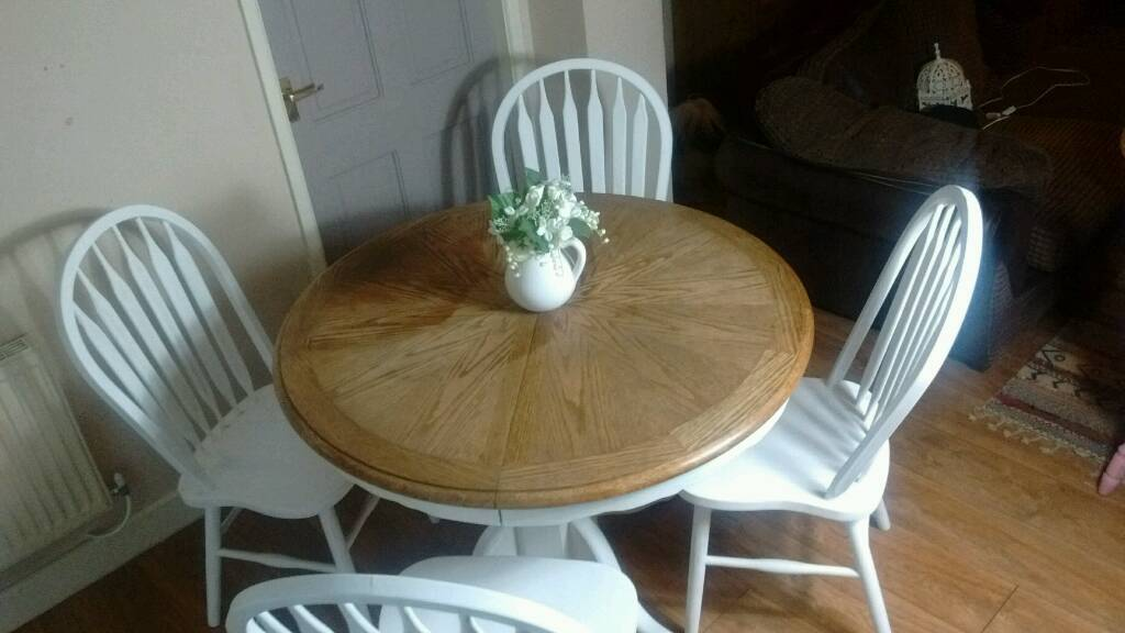 Shabby Chic Table n Chairs