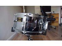 """Mapex Chromium Steel Snare Drum 14 x 6.5"""""""