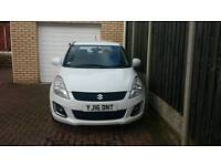 16 REG NEW SUZUKI SWIFT SZ2 1.2 WHITE 5DR LOADED SPEC 1K LOW MILES SPOTTLESS ALLROUND MUST SEE CAR