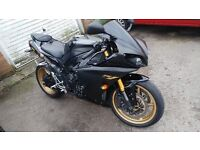 yamaha R1. low miles
