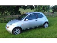 GREAT CONDITION FORD KA. 48K MILES & FULL DEALER HISTORY