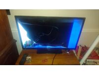 "Seiki 32"" Flatscreen (Smashed Screen)"