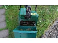 Petrol lawnmower 12""