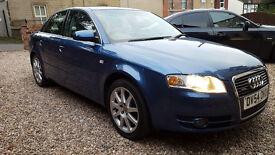 2004 AUDI A4 SEMI-AUTO MILES 136000
