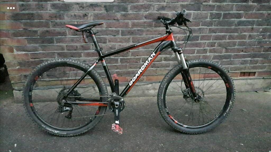 C boardman MTB mountain bike bicycle