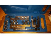 JAVAC Flairing and Swaging tool