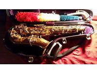 Vintage Alto Saxophone for sale