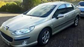 2004 Peugeot 407 2.0 SV HDI 136 hp Saloon 93,000 miles