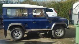 Land Rover 90 300 TDI