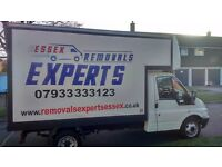 Removals Experts Essex - best prices!
