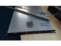 DELL PowerEdge SC1425 1U server with rail kit