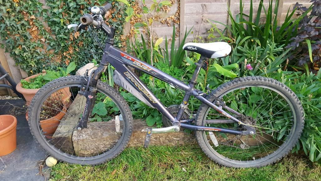 """Boys 24"""" Wheel Barracuda Flex Bike"""