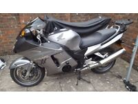 Honda CBR1100xx, excellent condition, full service history