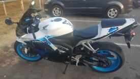 Honda CBR600RR Limited Edition *low miles clean example*