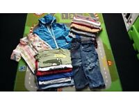 Boys 15 piece Next bundle age 3-4