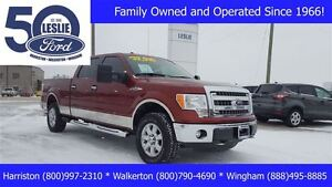 2014 Ford F-150 XTR 4X4 | One Owner | Tow Pkg