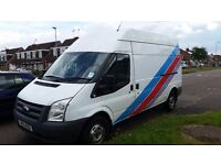 Ford transit 115 T350L 2.2 diesel 12 months mot supprb conditions