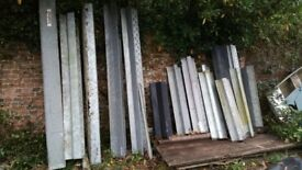 Various 900mm - 2400 lintels some new some older, all perfectly usable.