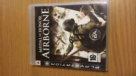 Medal of Honor Airbourne for PS3