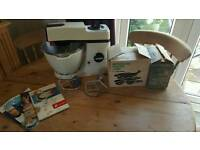 Kenwood Chef a901 and accessories