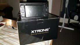 Ford focus Android system. Xtrons. Also fits transit connect.