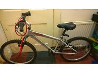 Children bike or for adult around 145cm good running condition