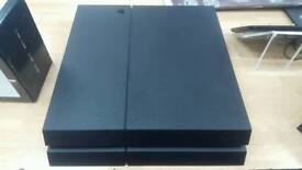 Playstation 4 console Ps4 mint condition