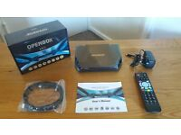 NEW OPENBOX V9S Satellite TV Box - Sky, News, Sports, Movies etc