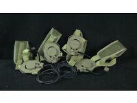 4 sets of Z Tactical Bowman Evo III Headphones