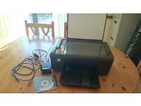 HP Deskjet printer scanner and copier