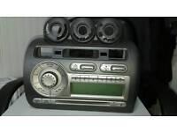 Honda jazz 07 stereo