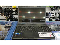 Toshiba laptop, 15.6'' screen, Intel Core i3 2.20 GHz, 4GB RAM, 500GB HDD 7200 rpm, WIFI, Windows 10