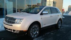2010 Lincoln MKX LIMITED + NAVIGATION + AWD + TOIT PANO