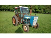 Ford 3000 Tractor 1973 no vat